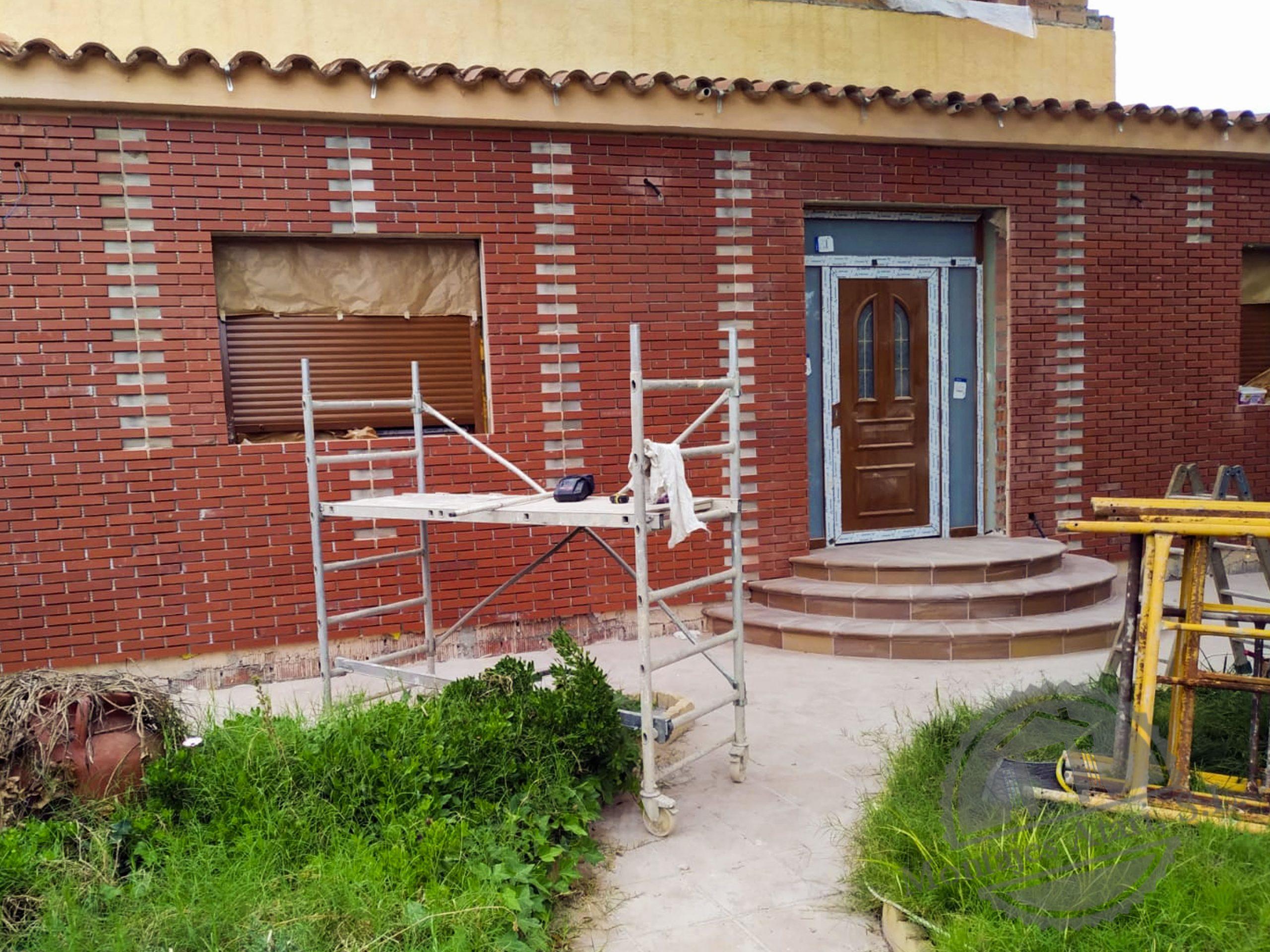 rehabiltar fachada